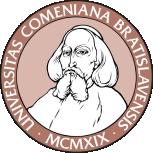 Logo Университет Коменского в Братиславе