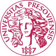 Logo Прешовский университет