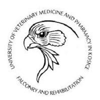Logo Університет ветеринарної медицини та фармацевтики в Кошице