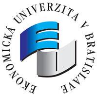 Logo Економічний університет в Братиславі