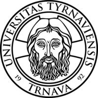Logo Трнавський університет