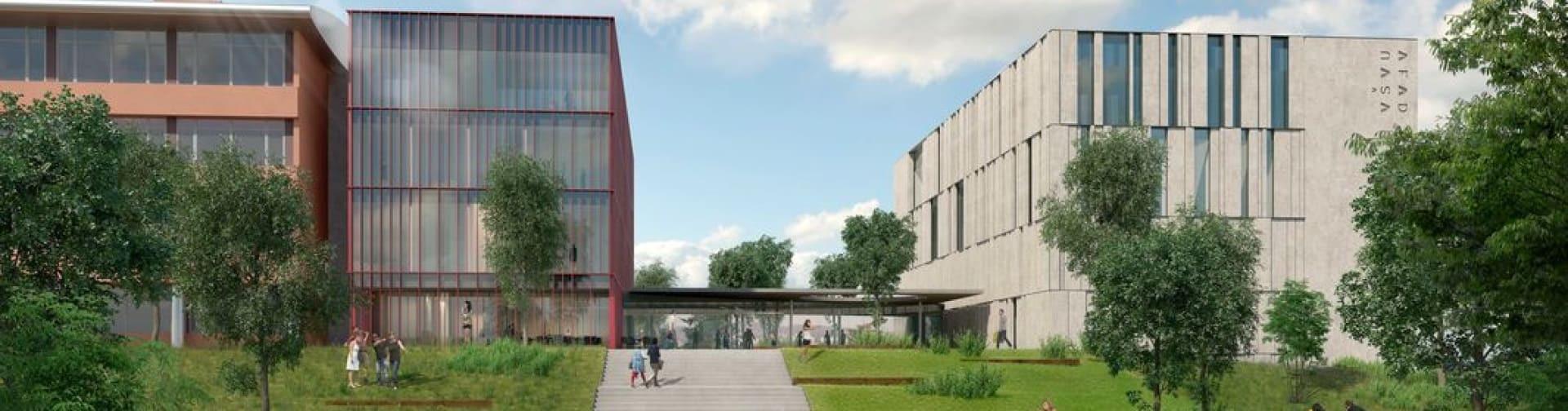 Академия изобразительных искусств Братислава (VSVU)