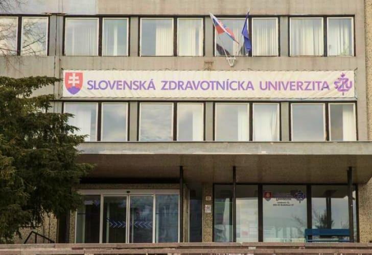 История Словацкий медицинский университет в Братиславе (SZU)