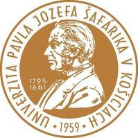 Logo Університет Павла Йозефа Шафарика