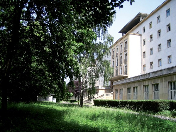 Общежития в Словакии